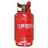 Каким газом заправляют баллоны для газовой плиты